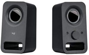 Logitech Z150 2.0 Channel Computer Speaker System (980-000802)