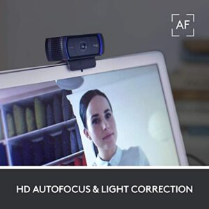 Logitech C920 Webcam HD Pro (960-000764)