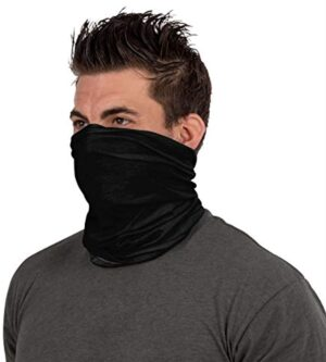 NHL Unisex-Adult NHL Team Logo Neck Gaiter Multiuse