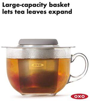 OXO Brew Tea Infuser Basket, One Size