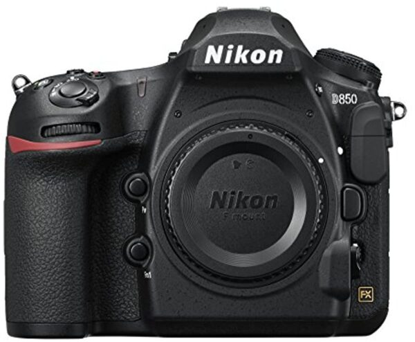 Nikon D850 FX-Series Digital Body