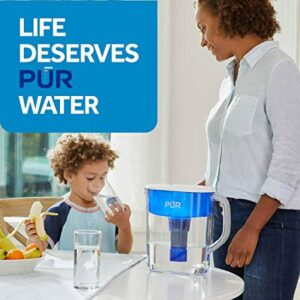 PUR PPT111W 11 Cup Ultimate Water Filtration Pitcher