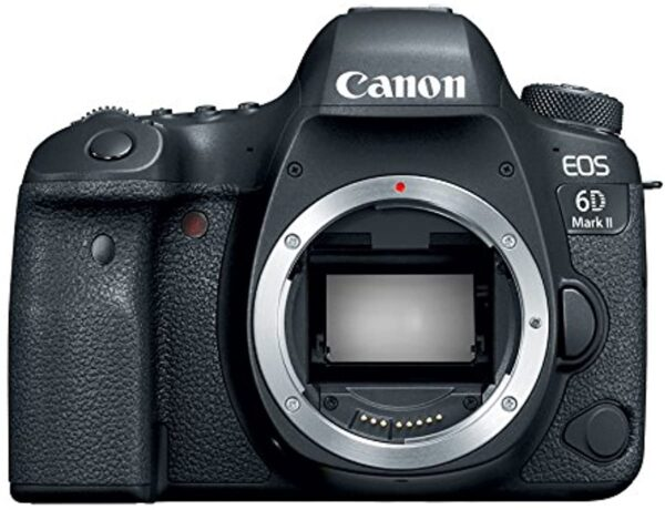 Canon EOS 6D Mark II Digital SLR Camera Body – Wi-Fi Enabled (13803286557)