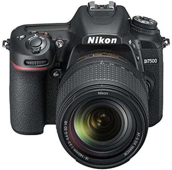 Nikon D7500 AF-S DX NIKKOR 18-140mm f/3.5-5.6G ED VR Kit