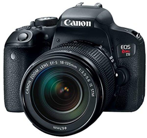 Canon EOS REBEL T7i Camera EF-S 18-135 IS STM Lens Kit (13803286526)