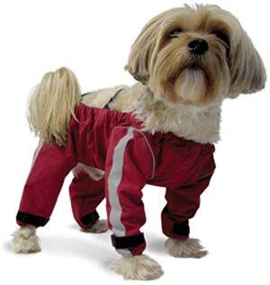 FouFouBrands - Bodyguard Grey - 2X-Large - Pet | Dog | Puppy | PJ | Pajama | Warm | Secure | Soft | Stocking