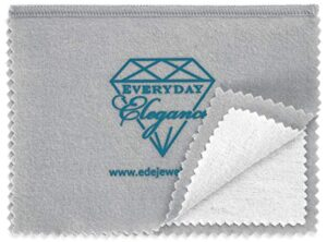 Jewelry Cleaning Solutions | Gentle, Fine, Natural, Silver and Polishing Cloths