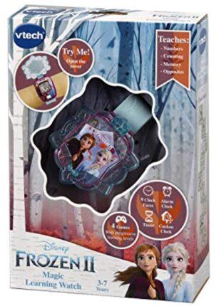 VTech Disney Frozen II Magic Learning Watch - English Version