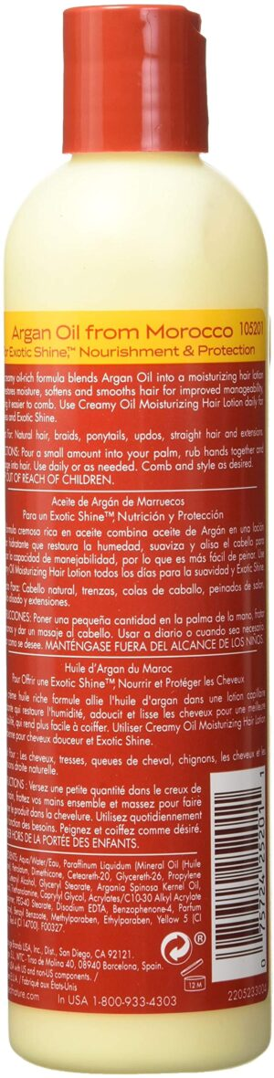 Creme of Nature Oil Moisturizer, 8.45 Ounce